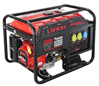 موتور برق بنزینی لانسین مدل LC8000 DAS