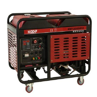 موتور برق دیزلی کوپ مدل KDF12000XE