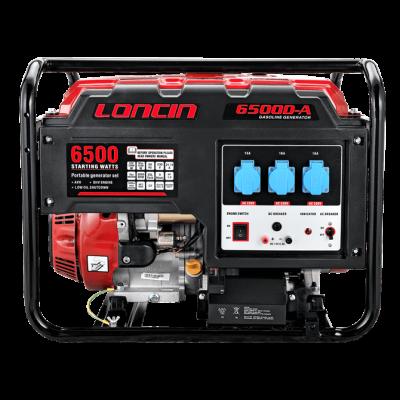 موتور برق بنزینی لانسین مدل LC6500 AS