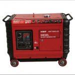 موتور برق دیزلی کم صدا کوپ مدل KDF7500Q