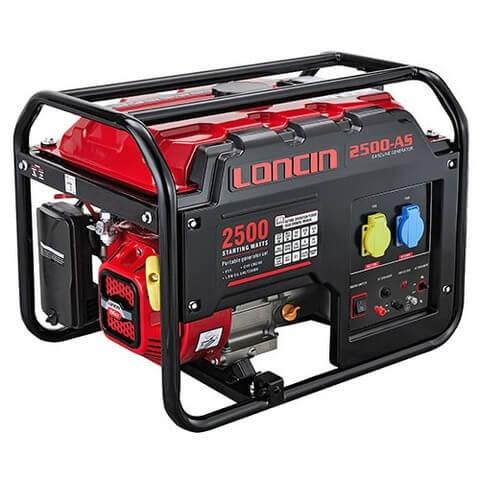 موتور برق بنزینی لانسین مدل LC2500 AS