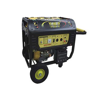 موتور برق بنزینی یامابیشی مدل 7000