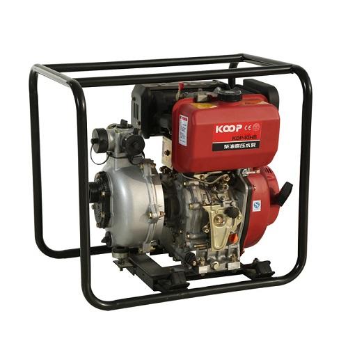 پمپ آب دیزلی کوپ مدل KDP40HL /HLE
