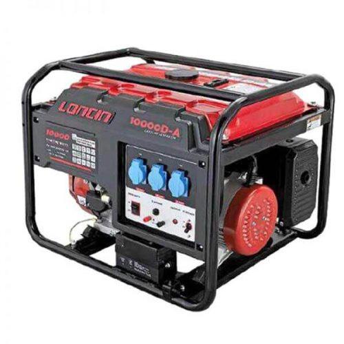موتور برق بنزینی لانسین مدل LC10000 D-A