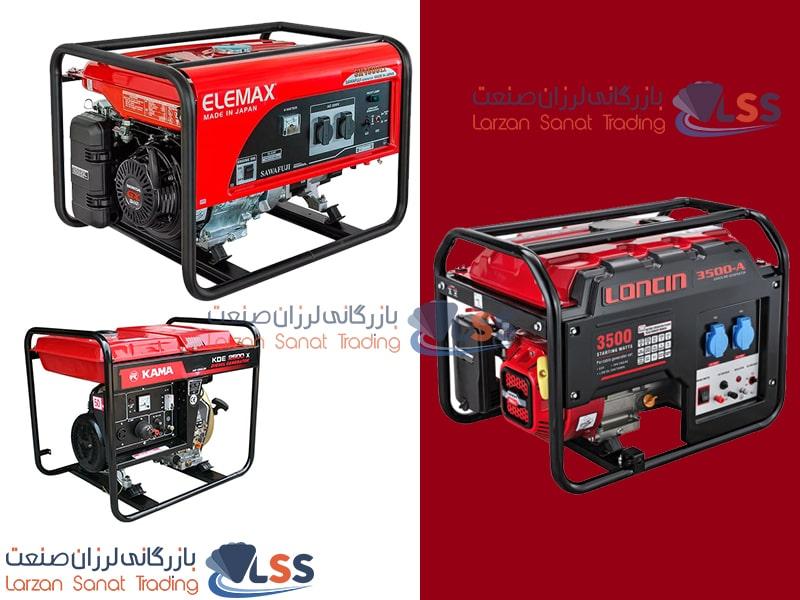 انواع موتور برقی بنزینی