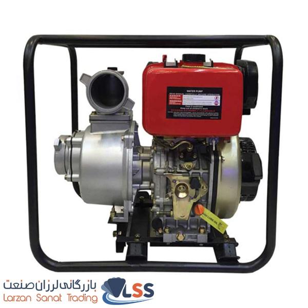 انواع موتور پمپ دیزلی
