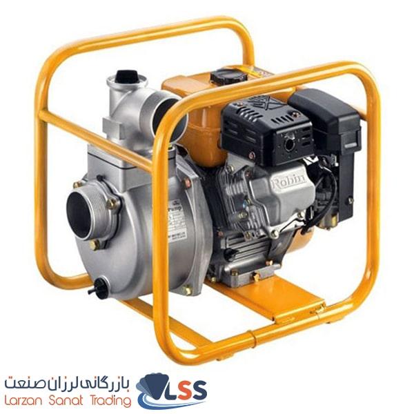 ویژگیهای موتور پمپ آب بنزینی