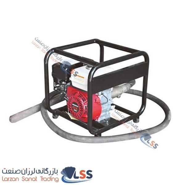 موتور ویبراتور بتن بنزینی شاسی ثابت و متحرک